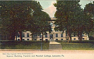 Science Building,Franklin & Marshall College (Image1)