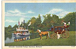 Paddlewheel Steamer Henry Ford Museum p24541 (Image1)
