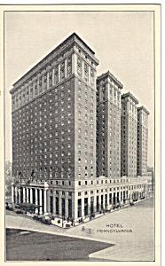 Hotel Pennsylvania New York City p24549 (Image1)