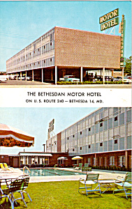 The Bethesdan Motor Hotel Bethesda MD p24556 (Image1)