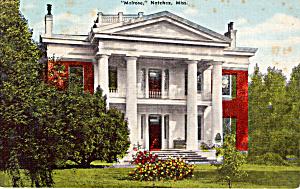 Melrose Natchez Mississippi p24557 (Image1)