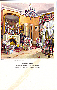 Dresden Room Home of Franklin D Roosevelt (Image1)