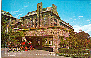 Buck Hill Inn And Golf Club Pa Postcard P24597