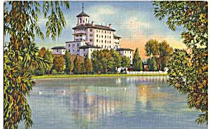 Broadmoor Hotel Pike Peaks Region Colorado p24600 (Image1)