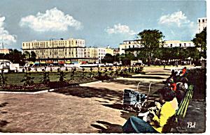 Hotels de Ville et la Jardin, Le Harve, France (Image1)
