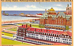 Brighton Marlborough Claridge Hotels Atlantic City NJ p24618 (Image1)