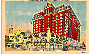 Davenport Hotel Spokane Washington p24619 (Image1)