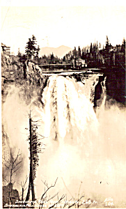 Snoqualmie Falls, Washington (Image1)