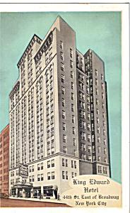 King Edward Hotel New York City p24653 (Image1)