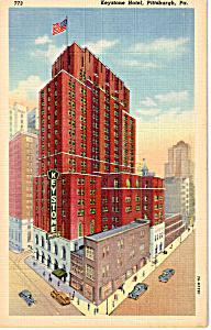 Keystone Hotel Pittsburgh Pennsylvania p24667 (Image1)
