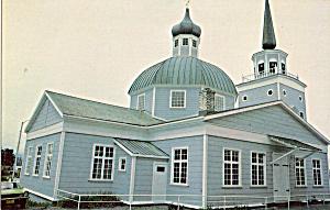 St Michael s Russian Orthodox Cathedral  Sitka  Alaska p24731 (Image1)