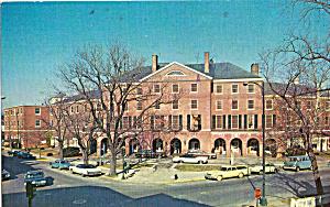 The Tidewater Inn Easton Maryland Vintage Cars p24734 (Image1)
