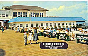 Original Homestead Restaurant  Ocean Grove New Jersey p24766 (Image1)