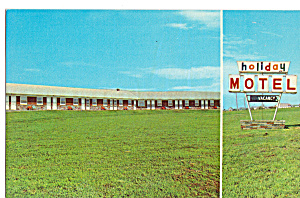 Holiday Motel, Moncton, New Brunswick (Image1)