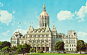 State Capitol at Hartford Connecticut p24778 (Image1)