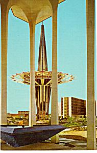Prayer Tower Oral Roberts University Tulsa Oklahoma p24816 (Image1)
