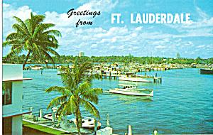 Bahia Mar Yacht Basin Ft Lauderdale  Florida p24832 (Image1)