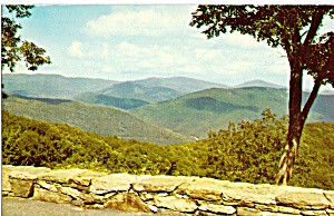 Buck Hollow Overlook, Shenandoah National Park (Image1)