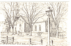 Bruton Parish Church, Williamsburg, Virginia (Image1)
