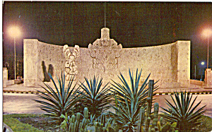 Monument to the Nation,Yucatan Mexico (Image1)