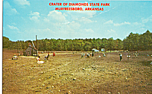 Crater of Diamonds State Park,Murfreesboro,Arkansas (Image1)