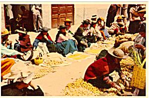 Sunday Market in Huancayo, Peru (Image1)
