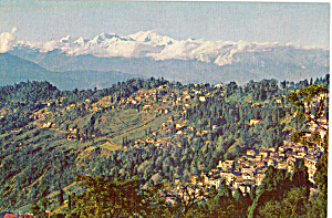Landscape, Darjeeling, India (Image1)