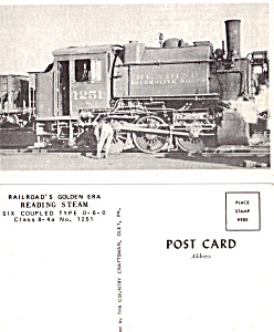 Reading RR Six Coupled Type 0 6 0 p25000 (Image1)