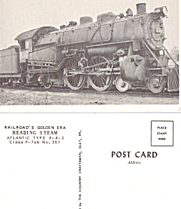 Reading RR Atlantic Type 4 4 2  p25003 (Image1)
