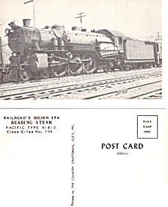 Reading RR  Pacific Type 4 6 2  p25004 (Image1)