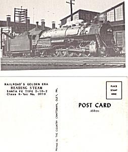 Reading RR  Santa Fe Type  2 10 2  p25009 (Image1)