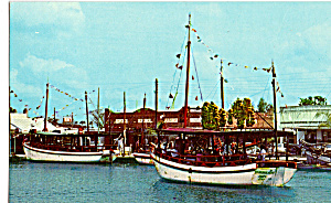 Sponge Fleet Tarpon Springs Florida P25068