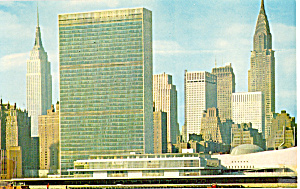 United Nations Building P25075