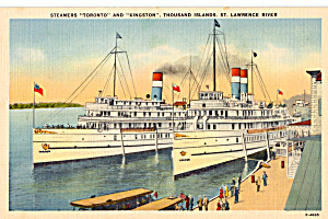 Steamers Toronto and Kingston p25087 (Image1)