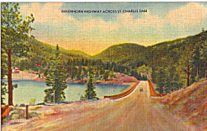 St Charles Dam, Lake Isabel Colorado (Image1)