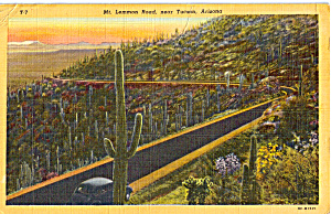 Mt Lemmon Road  Tucson Arizonia p25192 (Image1)