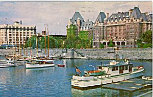 Empress Hotel, British Columbia, Canada (Image1)