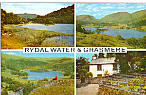 Rydal Water and Grasmere England p25229 (Image1)