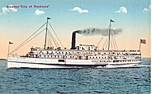 Steamer City of Rockland p25238 (Image1)
