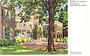 Home  of Franklin D Roosevelt (Image1)