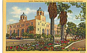 US Post Office Terminal Annex Los Angeles CA  p25262 (Image1)