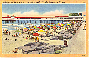 Stewart Beach, Galveston, Texas (Image1)