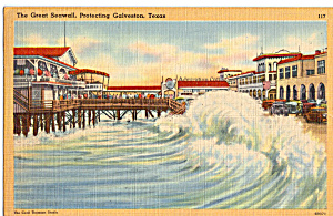 The Great Seawall, Galveston, Texas (Image1)