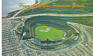 Candlestick Park San Francisco California P25346