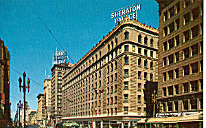 Sheraton Palace, San Francisco, California (Image1)