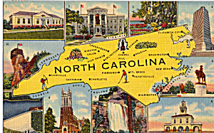 State Maps and Views of North Carolina p25383 (Image1)