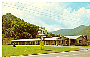 Colt Track Motel Maggie Valley North Carolina P25398