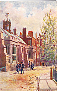 The Hall,Lincoln's Inn,Inns of Court and Chancery Tuck (Image1)