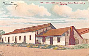 Jeannie Lind Theatre  Monterey California p25476 (Image1)