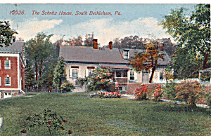 The Schnitz House, South Bethlehem, Pennsylvania (Image1)